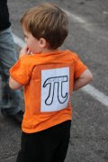 Pi squared costume