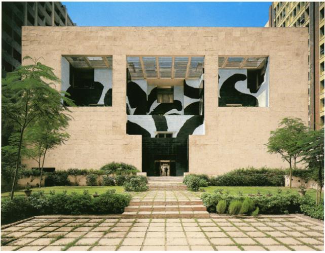 Mysansar remembering charles correa for Extra mural studies mumbai university