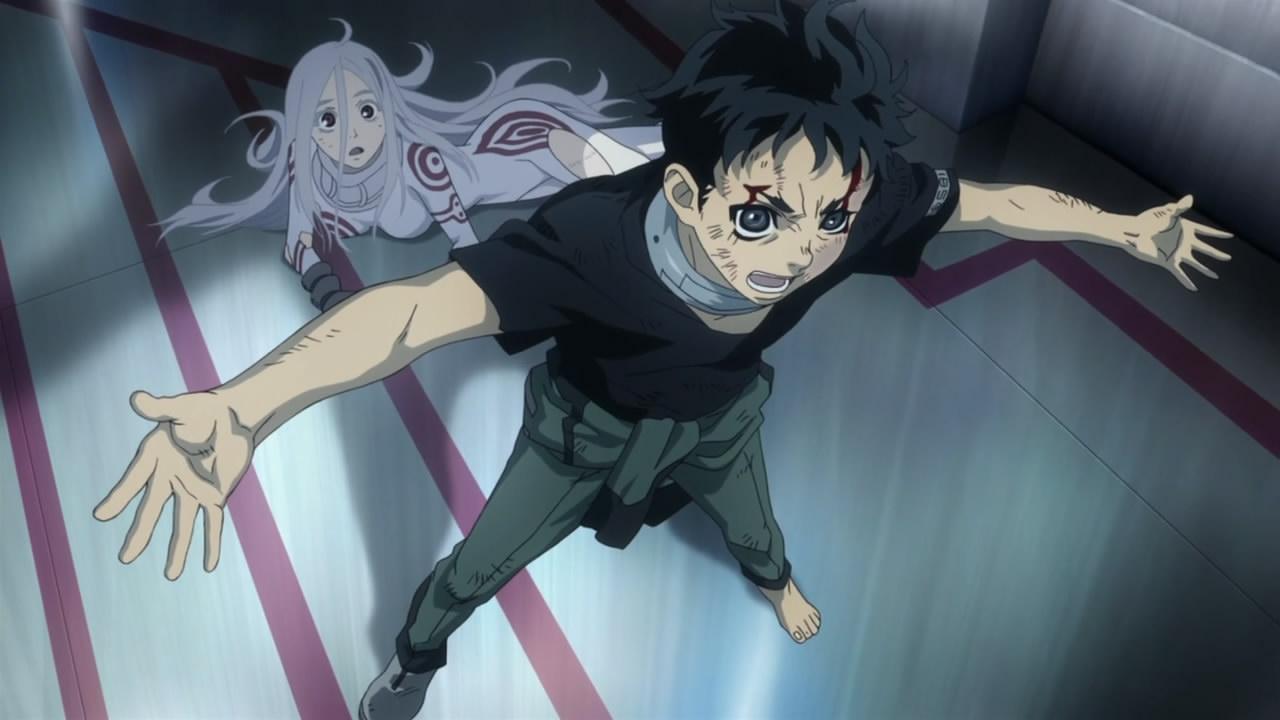 Deadlight's Anime Blog: September 2013