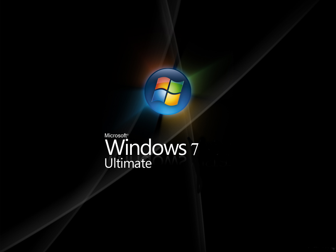 Windows 7 Ultimate Wallpapers Blue on windows vista ultimate product key