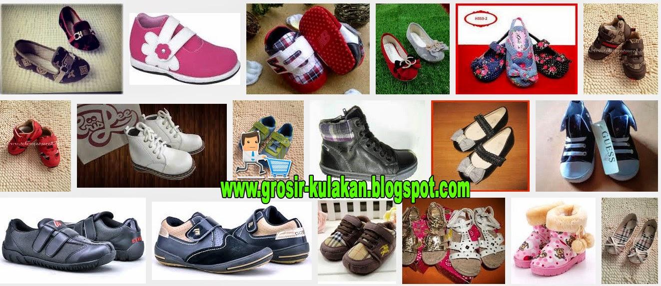 Supplier Sepatu Anak Branded