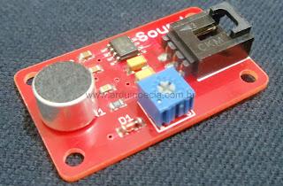 Sensor de Som Arduino
