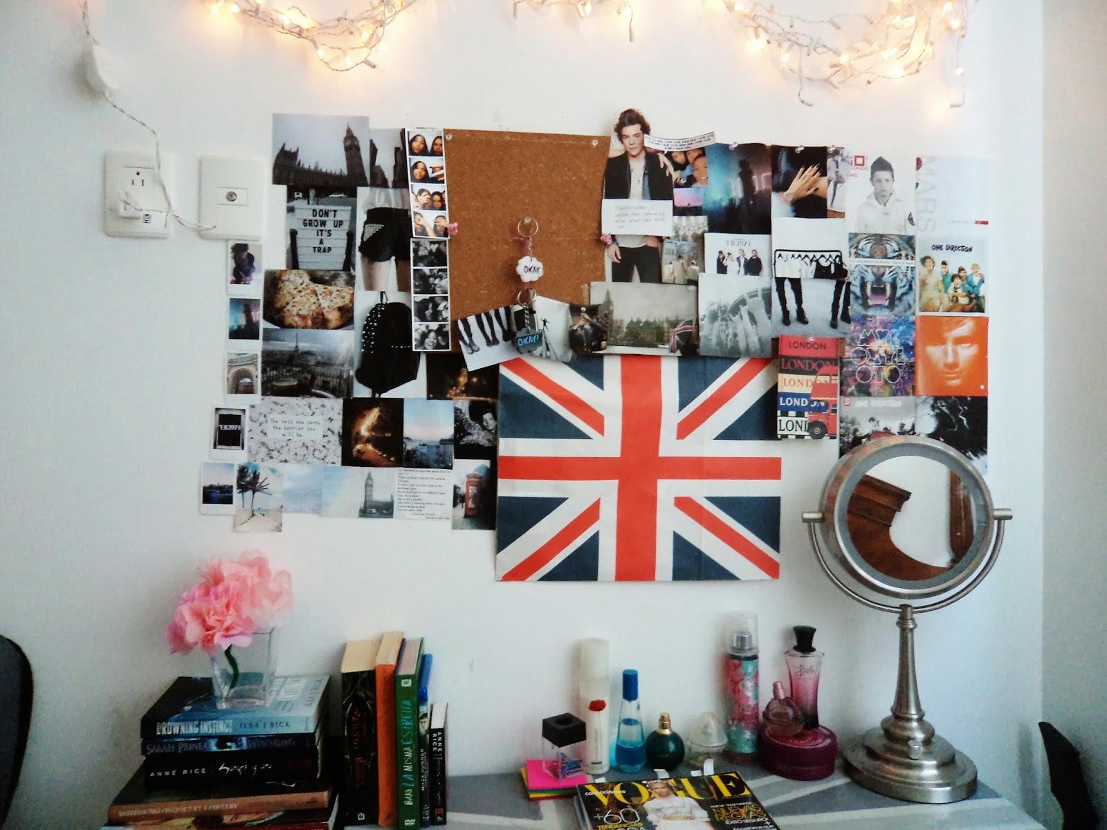 Diy decora tu cuarto estilo tumblr f cil y sin gastar - Decorar tu habitacion ...