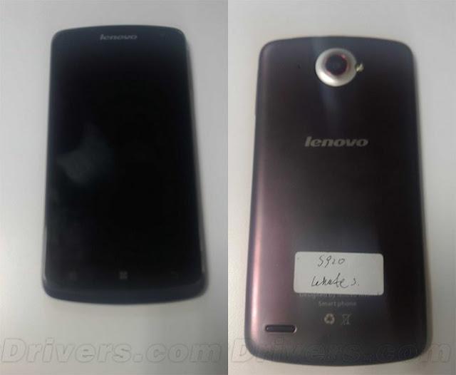 Se filtran los Lenovo S920 y Lenovo S820