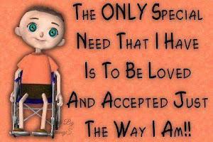 Love Me The Way I Am