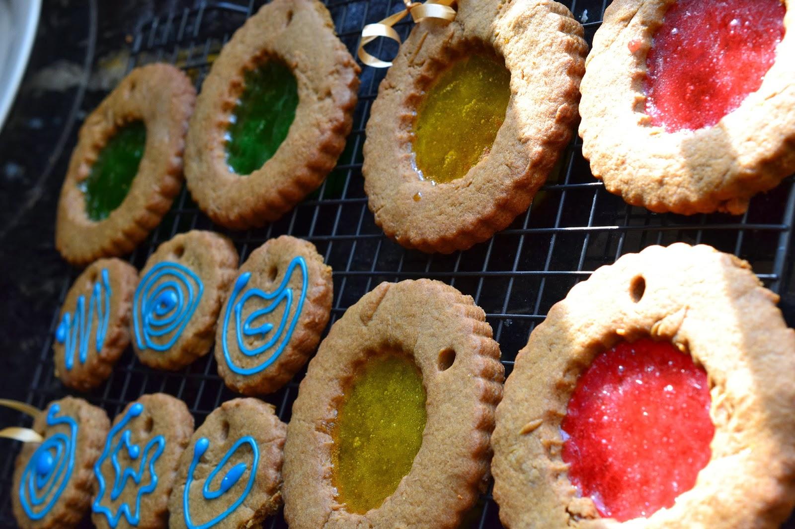 greedy girl christmas candy crush cookies