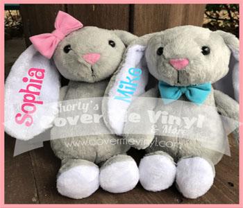Floppy Ears Bunny Plush