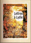 Les lettres à Lydie (le livre)