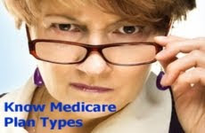 KNOW THE MEDICARE PLAN TYPES