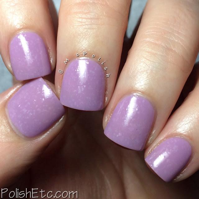 Takko Tuesday! - Lavender Macaron - McPolish