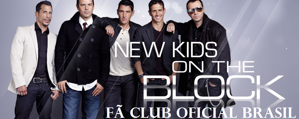 FÃ CLUB OFICIAL DO NEW KIDS ON THE BLOCK BRASIL