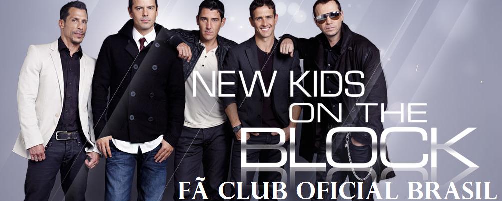 FÃ CLUB OFICIAL DO NEW KIDS ON THE BLOCK BRASIL