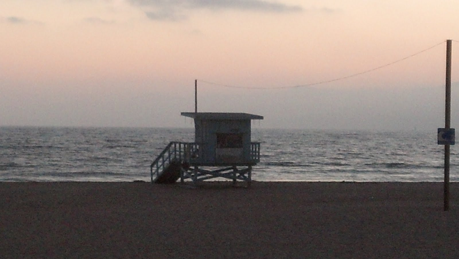 Lifeguard Tower, Marina del Rey