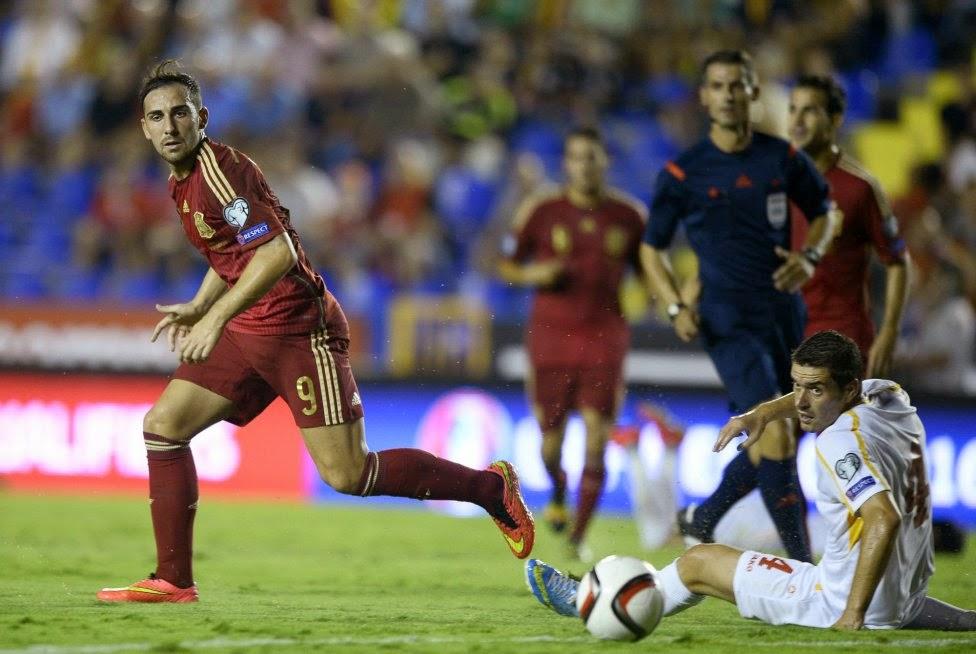 Spanish Football Team 2014