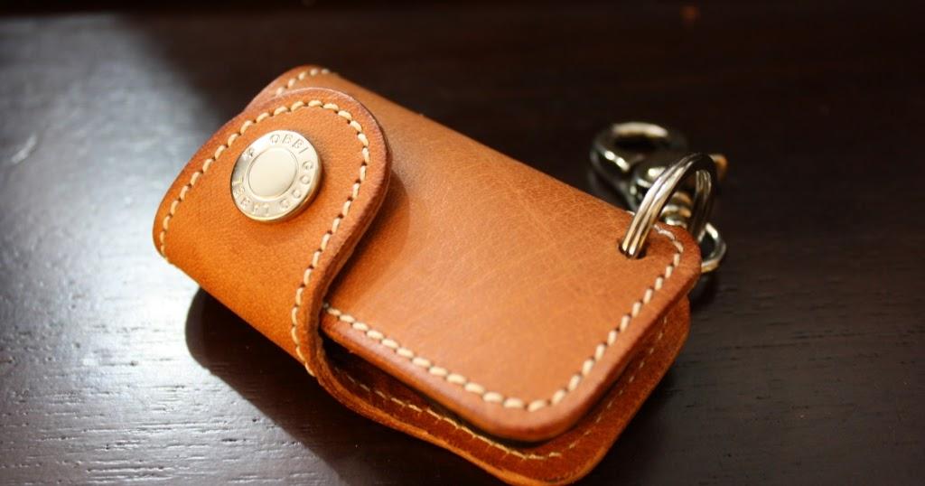 Bmw Custom Key Pouch Obbi Good Label Handmade Leather