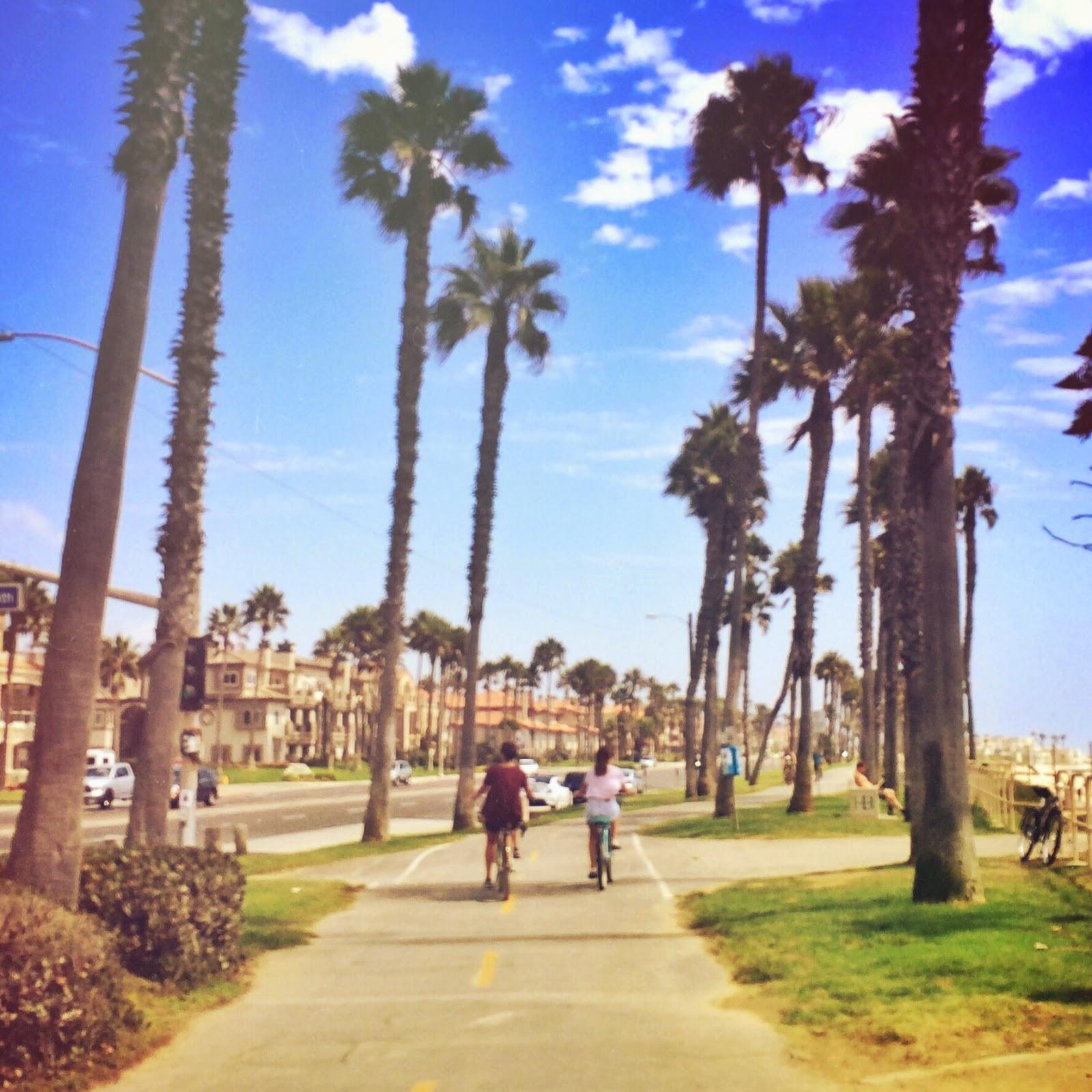 Huntington Beach California by Jessica Mack aka SweetDivergence