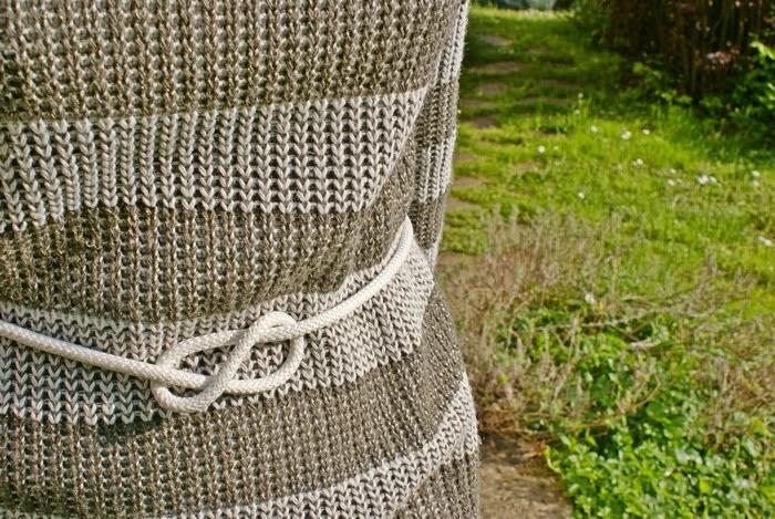 knot belt savoy nodo savoia