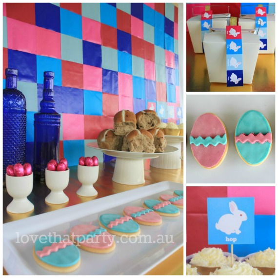 Easter, kids party, free printables, ideas, cupcake toppers