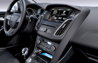 Next Generation Ford Fiesta 2017 Interior