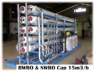 Jenis Membrane RO, Membrane Reverse Osmosis