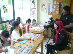 OHAYO Drawing School @ ANTV