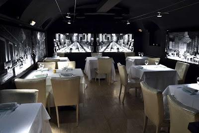 Restaurante Palacio de Anglona - Madrid