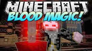 Blood+Magic+Mod Minecraft Sihirli Büyü Modu 1.7.5/1.6.4 Versiyon indir