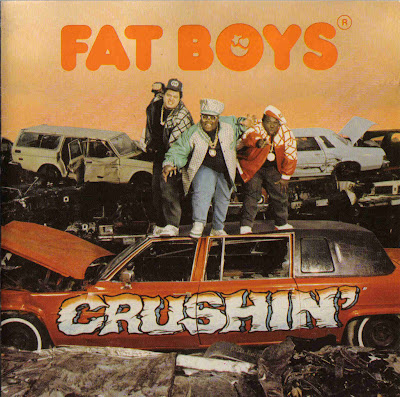 Fat Boys – Crushin' (CD) (1987) (FLAC + 320 kbps)