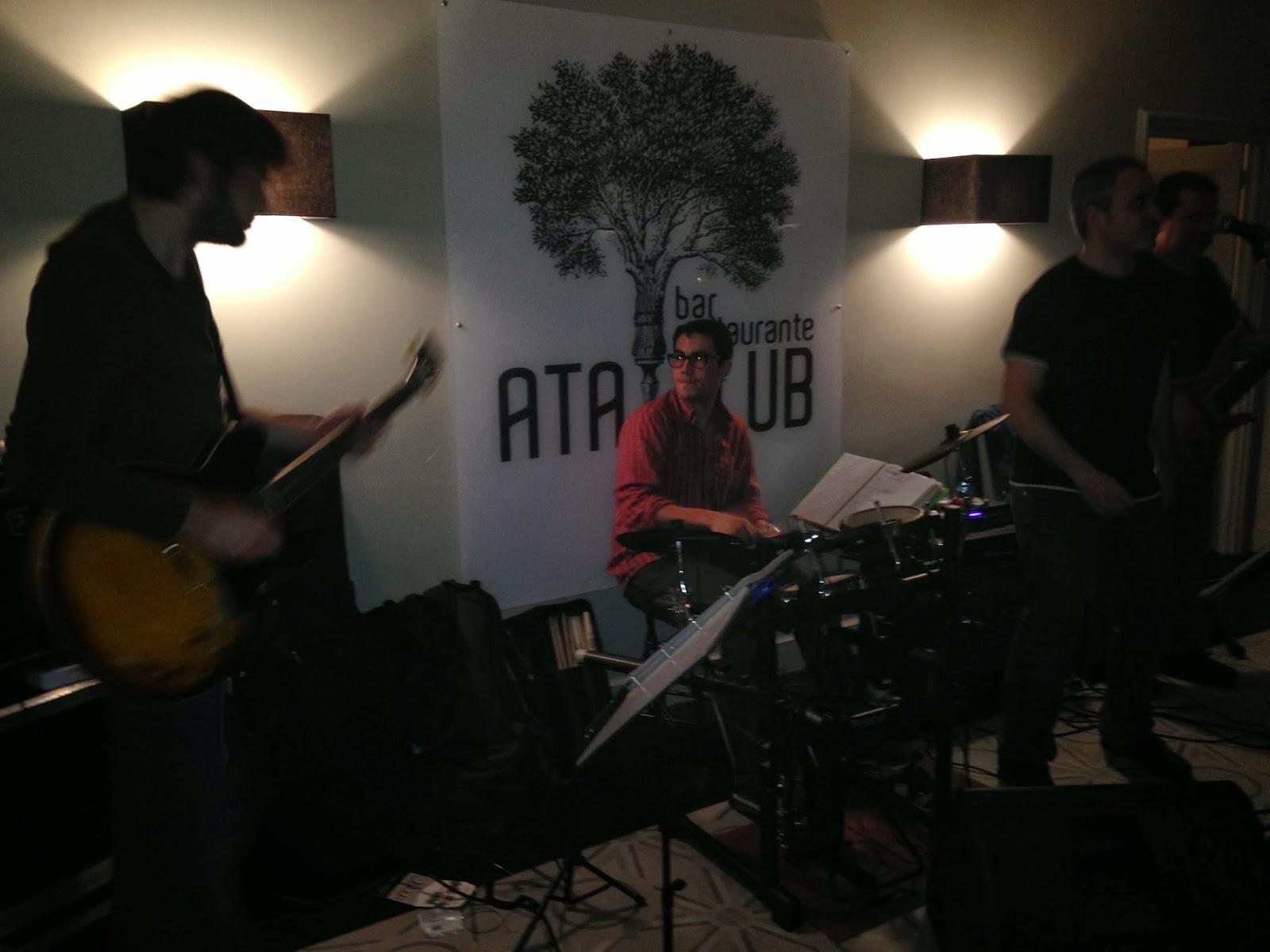 ATA club live performance