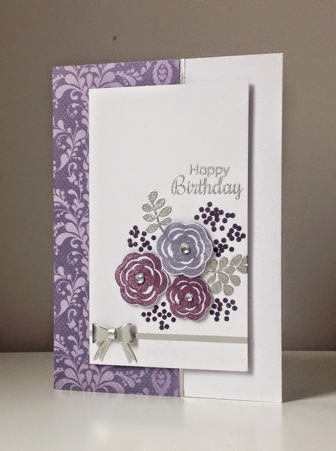 http://mylittlecardblog.blogspot.co.uk/2014/05/purple-flowers.html