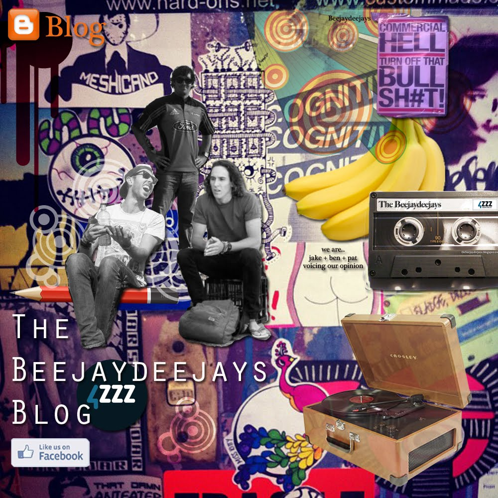 The Beejaydeejays Blog