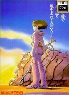 Nausicaa del valle del viento (1984)