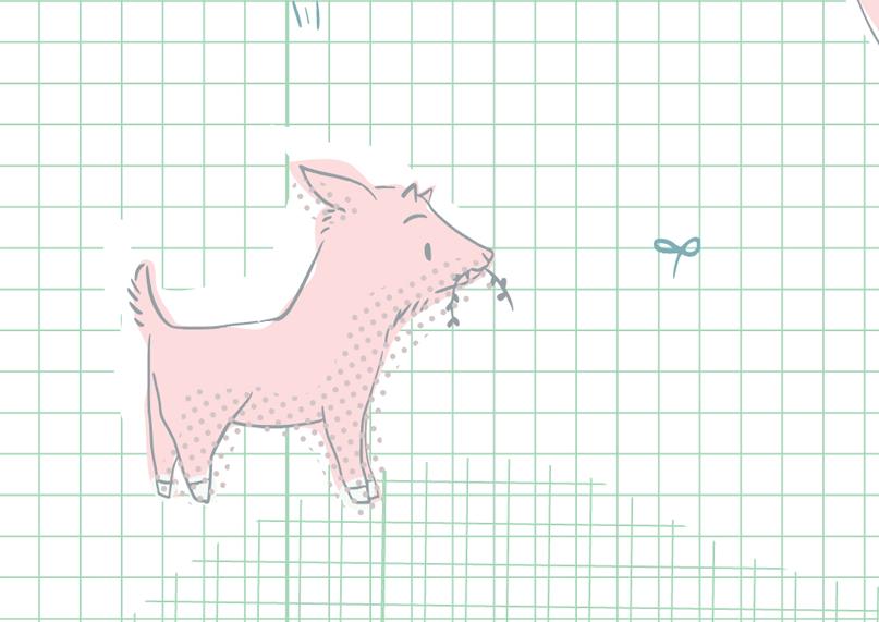 granja, farm, animals, illustration, ilustración