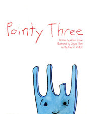 Pointy Three by Adam Stone