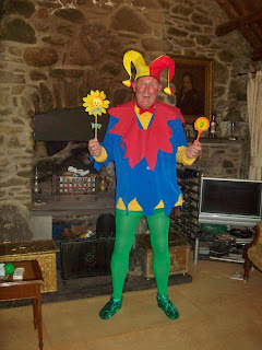 Fraser Proven as The Jester