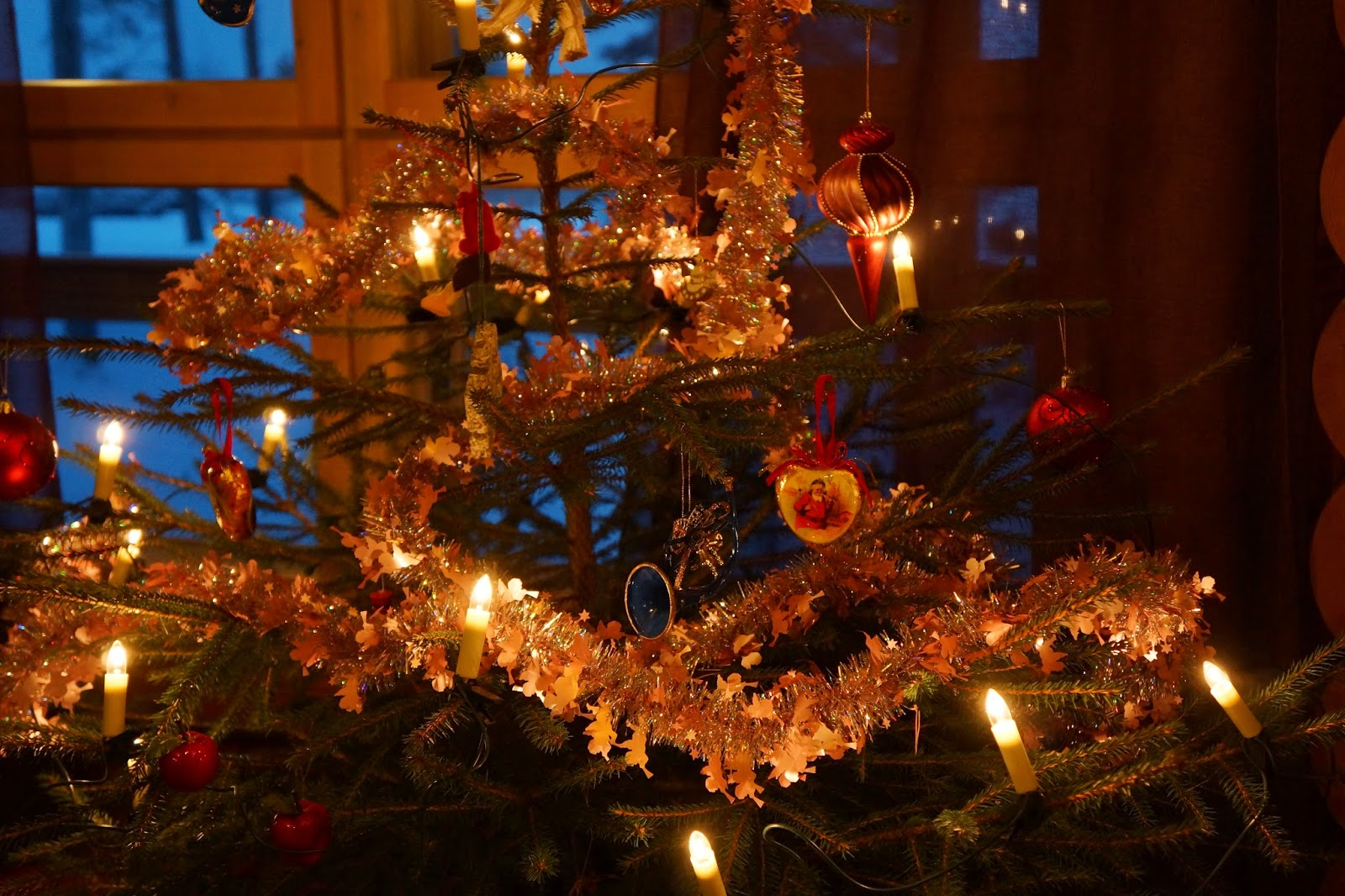 christmas tree finland