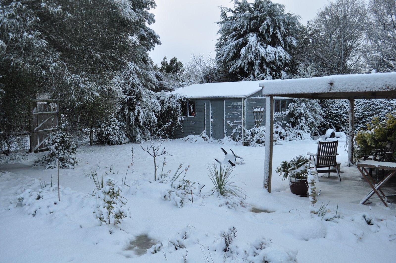 Dutchcorner Winter In Christchurch
