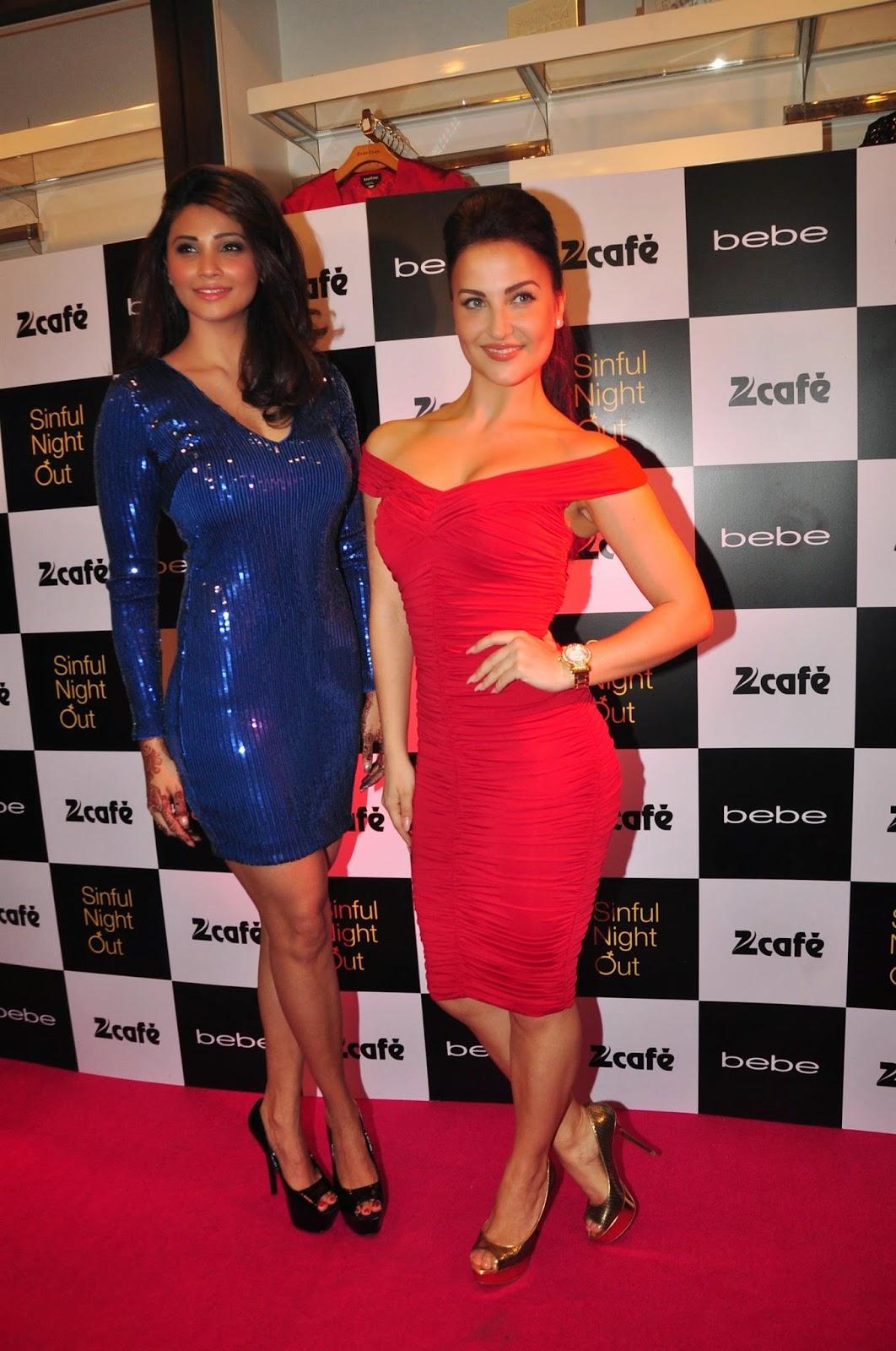 Daisy Shah, Eli Avram ,Hasleen Kaur at the BeBe Store Launch Photos