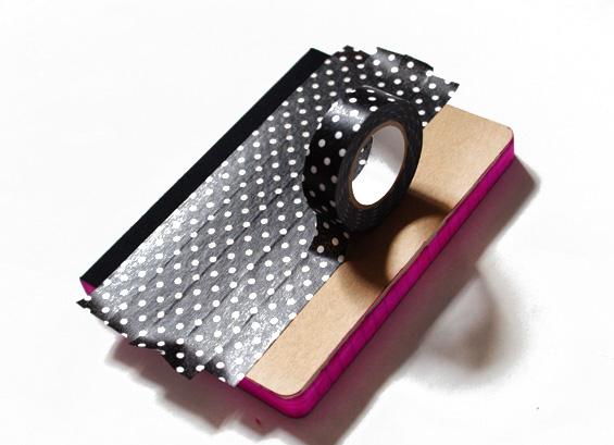 Diy Project Washi Tape Tutorial