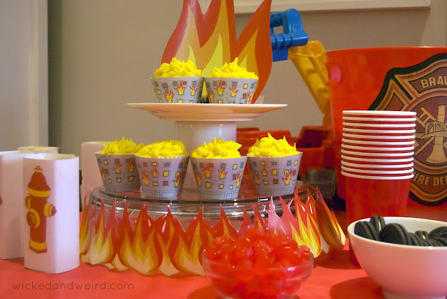 5_year_old_fireman_birthday_party_ideas_decorations_cupcake_wrappers