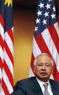 Agen, Dalang utama Amerika di Malaysia