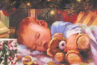 la primera navidad del bebe
