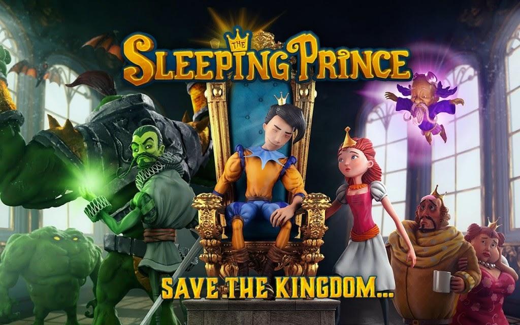 The Sleeping Prince v2.10 APK+OBB