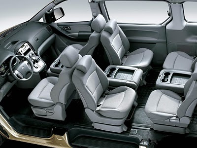 Hyundai H1 Review, Price, Interior, Exterior