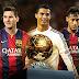 FIFA Ballon d'or: Ronaldo, Messi, Neymar in final shortlist
