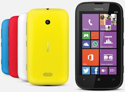 Nokia Lumia 510 - Edición para America Latina