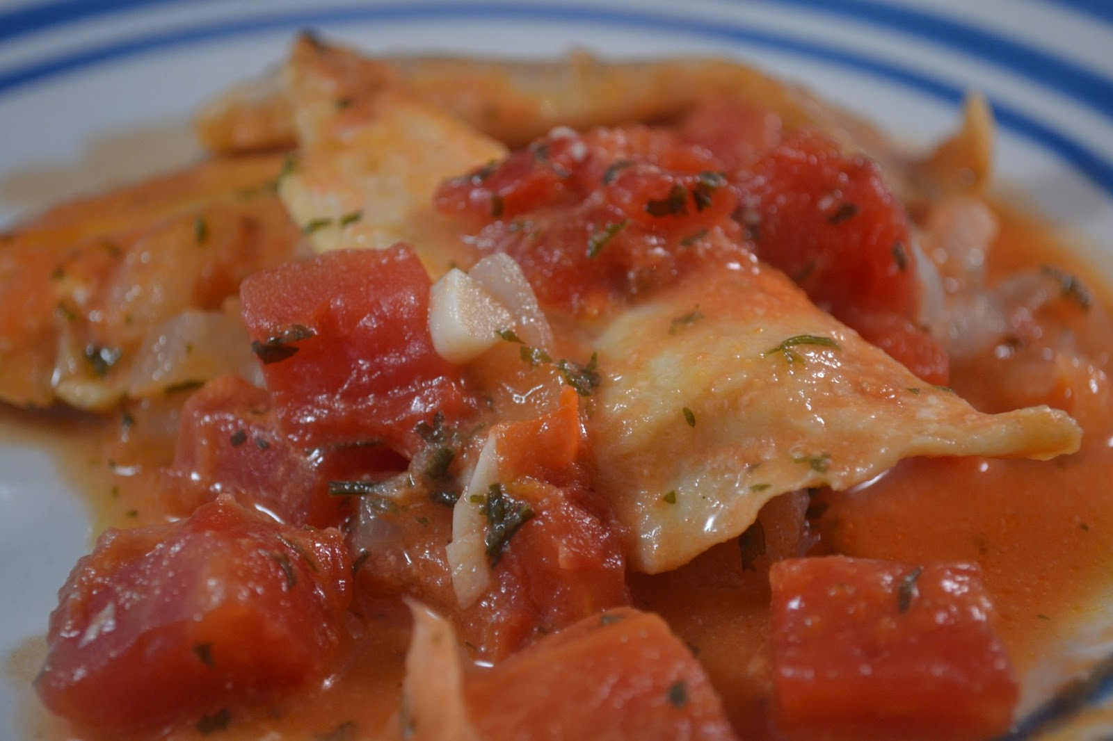 Fish Fillets Italiano by Bonnie Martin on AllRecipes.com