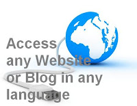 Access any site in an language