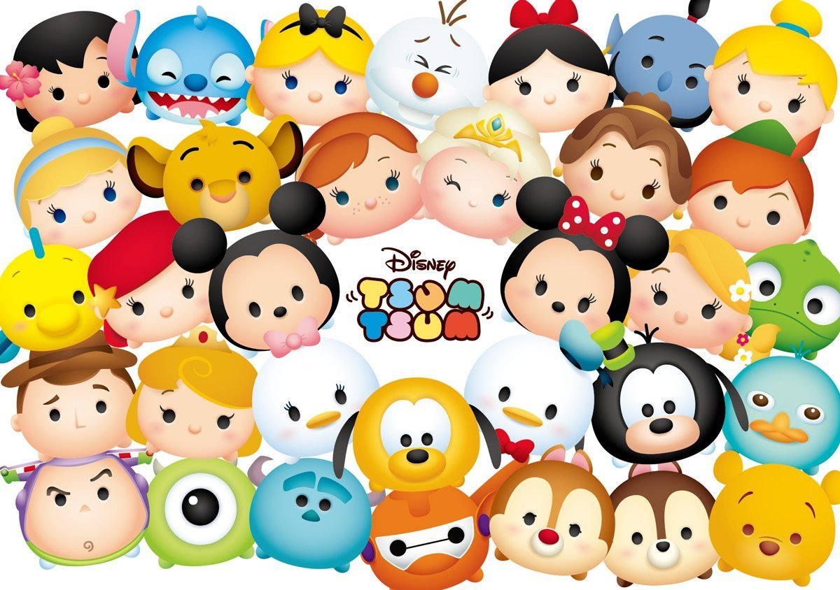 Friday Favorites Tsum Tsum