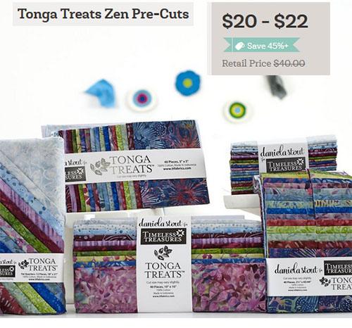 Tonga Treats on sale